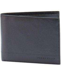 Super Soft Passcase Wallet