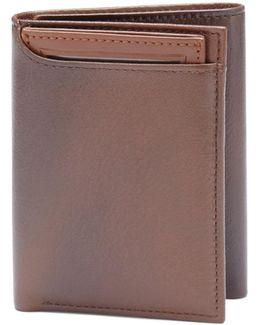 Card Pocket Trifold Wallet
