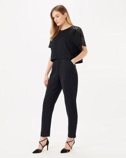 Ninette Lace Jumpsuit