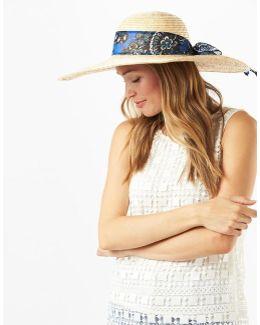 Catherine Straw Hat