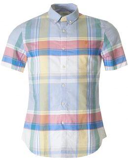 Croxted Check Short Sleeved Shirt