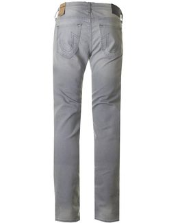 Rocco Slim Fit Renegade Jeans