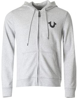 Crafted With Pride Zip Through Hoody