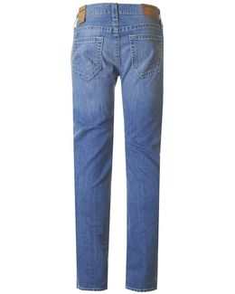 Rocco No Flap Se Slim Fit Jeans