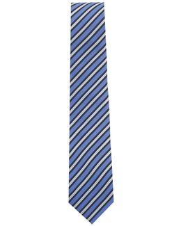 Shadow Stripe Silk Tie
