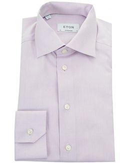 Herringbone Cambridge Twill Shirt