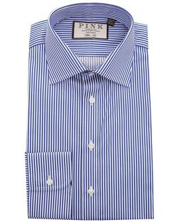 Slim Fit Bengal Stripe Shirt