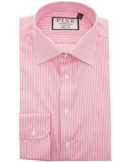 Slim Fit Bengal Stripe Shirt