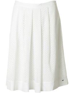 Nita Brodrie Anglais Skirt