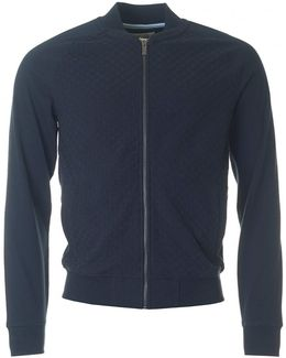 Dalgo Full Zip Track Jacket Knit