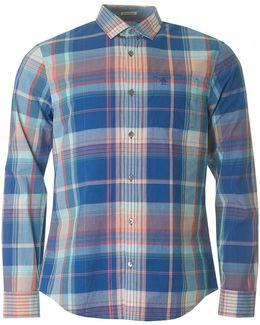 Kakto Long Sleeved Checked Shirt