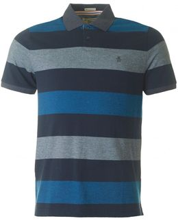Tenisi Striped Polo