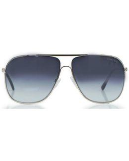Dominic Square Aviator Sunglasses