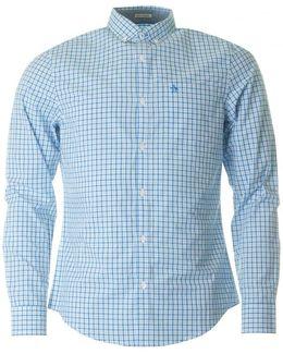 Heath Tri Colour Checked Shirt