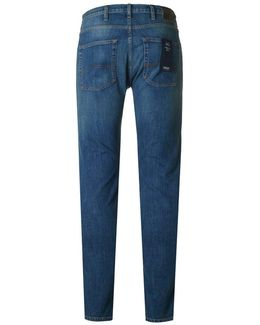 J45 Regular Tapered Fit Jeans