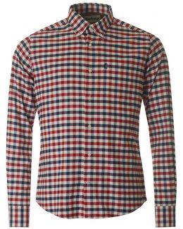 Moss Country Check Shirt