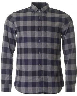 Marcus Large Club Checked Shirt