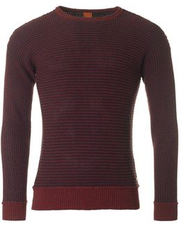 Arkuso Two Colour Knit