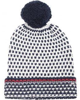 Liana Pom Pom Hat