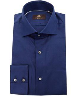 Chester Herringbone Slim Fit Shirt