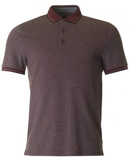 Birdseye Short Sleeved Polo