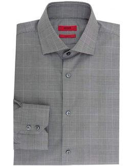 C-gordon Regular Fit Pow Checked Shirt