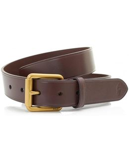 Classic Casual Leather Belt