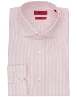 C-gordon Regular Fit Striped Shirt