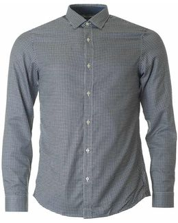 Slim Fit Hollis Gingham Shirt