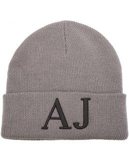 Aj Logo Beanie Hat