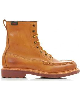 Quail Hunter Hi Lace Boot