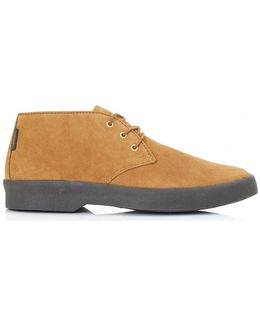Mid Suede Stanford Chukka Boots