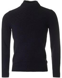 Winter Turtle Neck Jumper