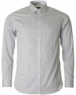 Lenons Circle Print Shirt