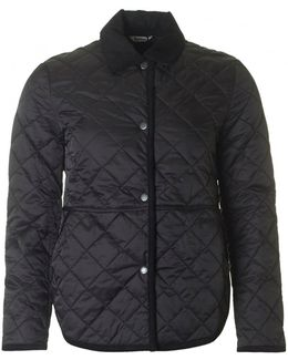 Reworked Liddlesdale Quilted Jacket