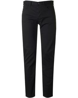 J21 Regular Fit Gaberdine Stretch Jeans