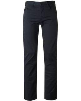 J21 Regular Fit Gaberdine Stretch Jeans