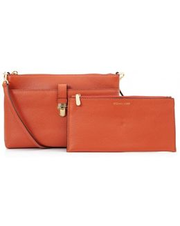 Mercer Large Snap Pocket Cross Body Bag