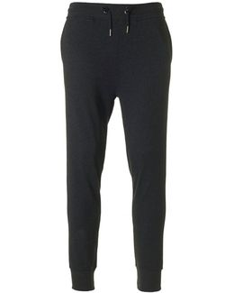 Mouline Slim Fit Cuffed Joggers