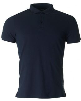 Short Sleeved Regular Fit Polo