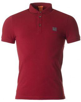 Pavlik Short Sleeved Pique Polo