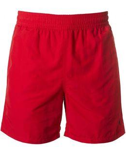 Hawaiian Boxer Swimshorts