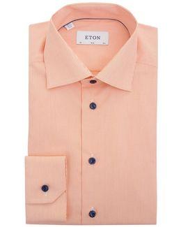 Fine Bengal Stripe Cotton Shirt
