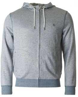 Zip Through Sweat Hoodie