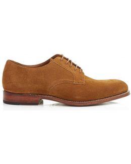 Liam Suede Derby Shoes