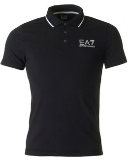 Train Core Id Short Sleeved Polo