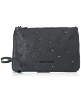 Star Studded Cross Body Bag