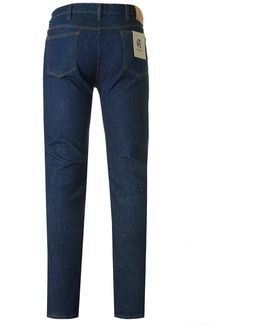 Slim Fit High Stretch Jeans