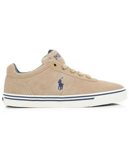 Hanford Suede Trainers