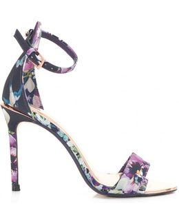 Charv Ankle Strap Sandals